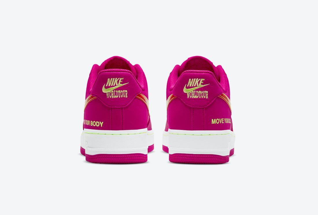 Nike Air Force 1 'World Tour'