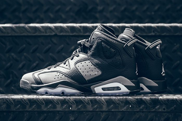 Air Jordan 6 Bg Blackcool Grey2