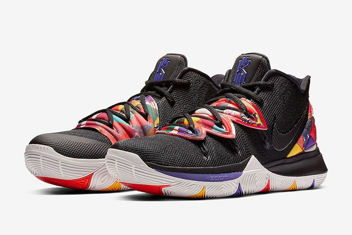 Nike Kyrie 5 Cny Chinese New Year Ao2919 010 Release Date 1