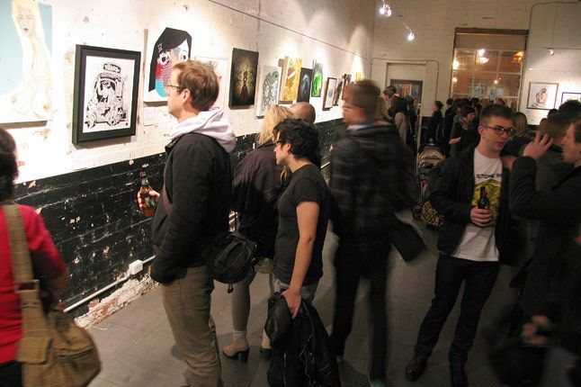 Just Another Group Show 1000 Pound Semi Permanent 11 1