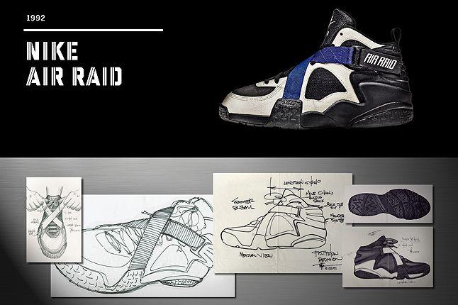 The Making Of The Nike Air Raid 1 1