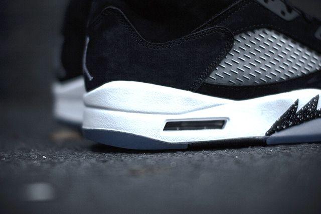 Air Jordan 5 Retro Oreo 5