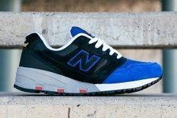 New Balance 575 Blue Black 1