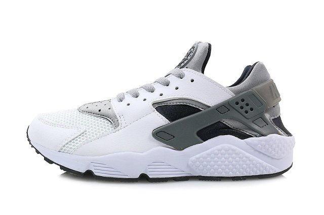 Nike Air Huarache White Wolf Grey 3