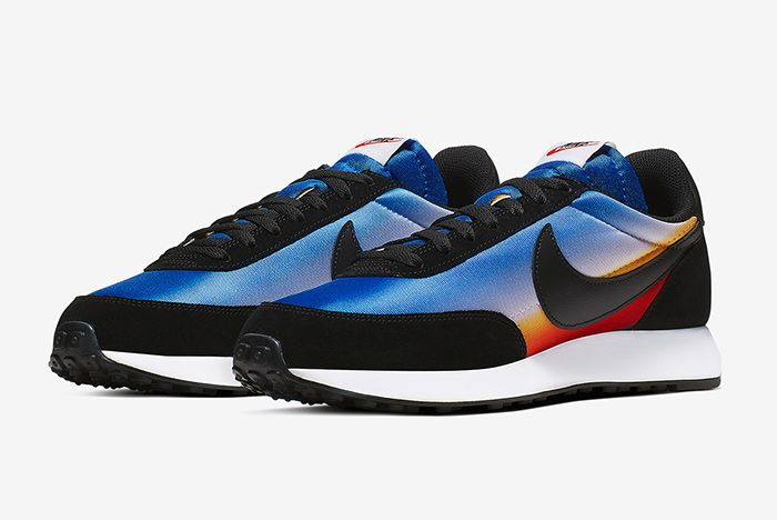 Nike Tailwind 79 Sunset Quarter