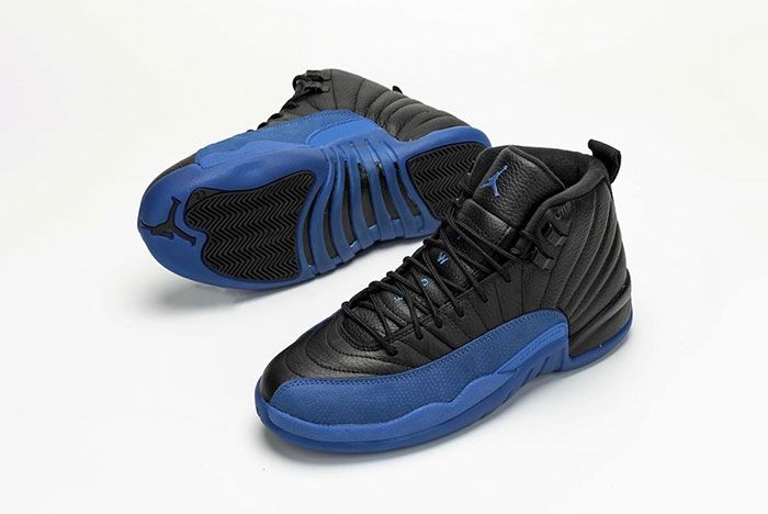 Air Jordan 12 Black Game Royal 130690 014 2019 Release Date 8 Pair