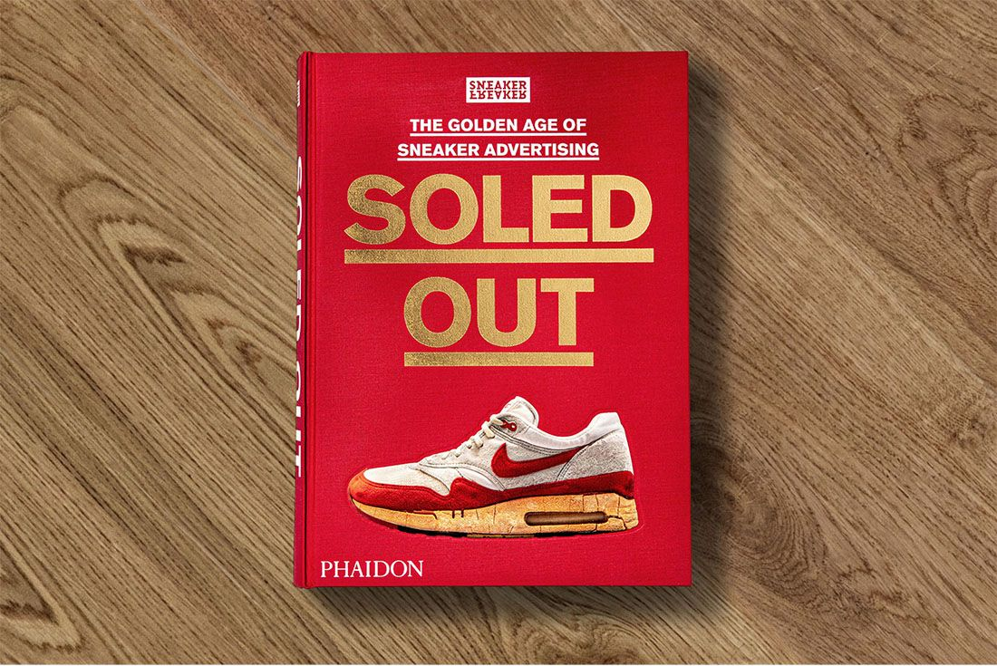 Sneaker Freaker SOLED OUT Book Friends and Family Front Cover