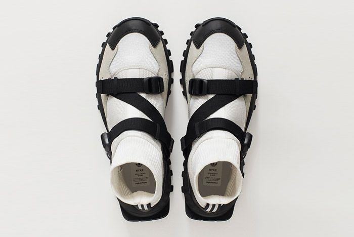 Hyke Adidas Seeulater White Black 1