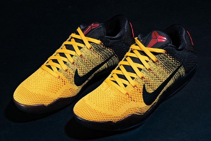 Nike Kobe 11 Bruce Lee 8