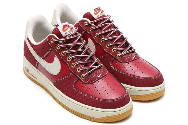 Nike Air Force 1 Workboot Team Red6