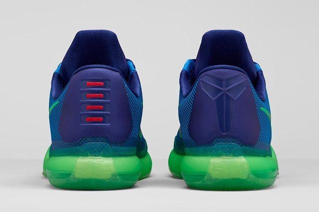 Nike Kobe X Emerald City 2