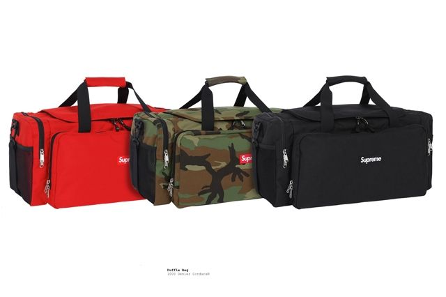 Supreme Ss15 Baggage Collection 7