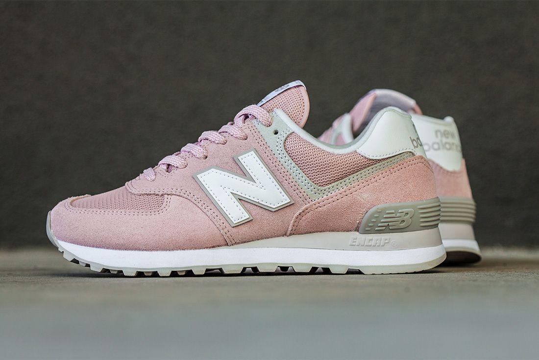 New Balance 574 Classic Pastel Pack Womens Sneaker Freaker 9