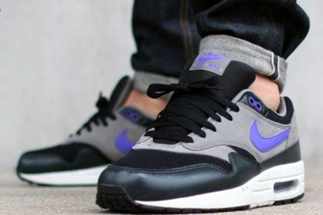 Nike Air Max 1 Essential Black 2