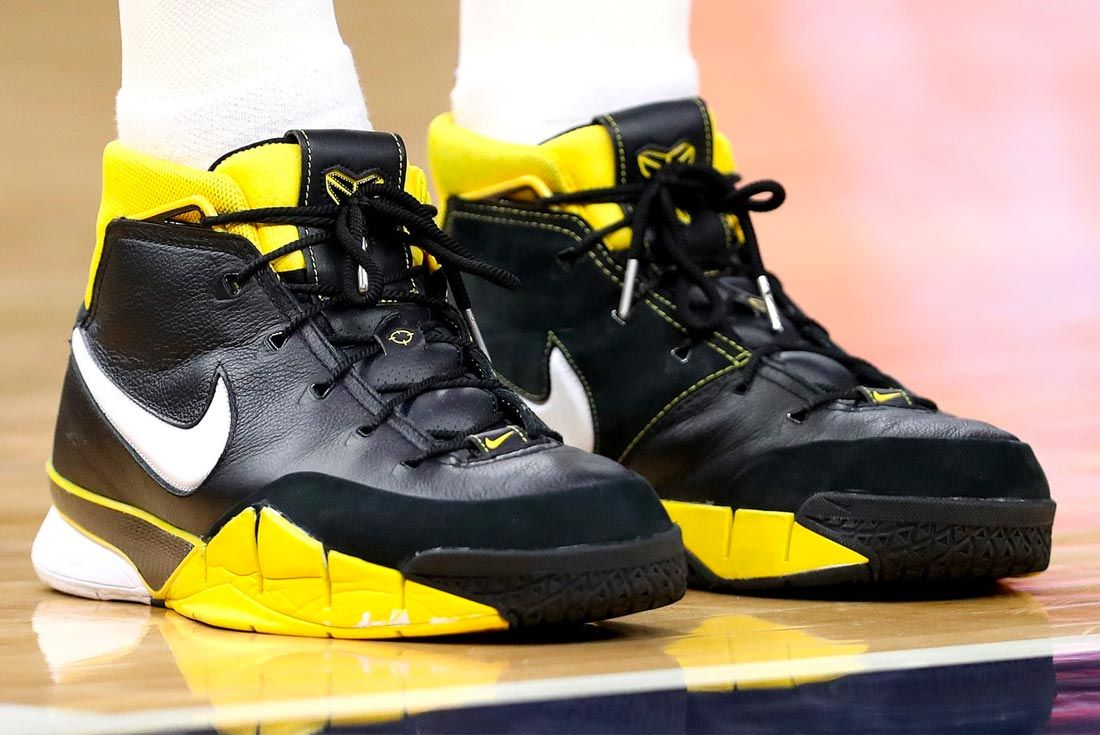 The Steeziest Nba Sneaker Moments From October 4
