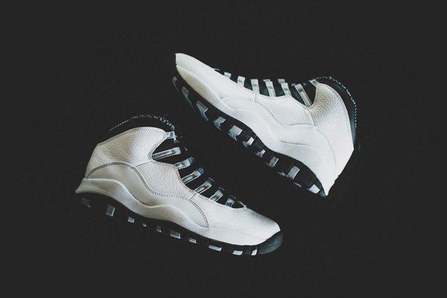 Air Jordan 10 Steel Update 1