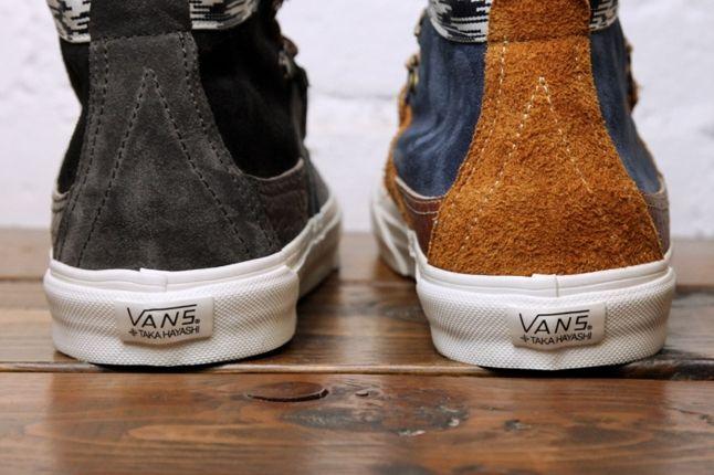 Taka Hayashi Vans Vault Cornice Lx Heels 1