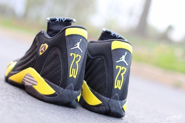 Air Jordan 14 Thunder 6