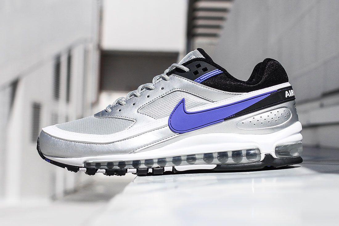 Nike Air Max 97 Bw Persian Violet Silver Bullet 9