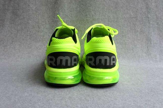 Nike Air Max 2013 Volt Heels 1