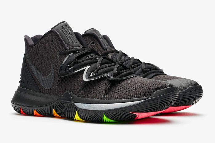 Nike Kyrie 5 Rainbow Right
