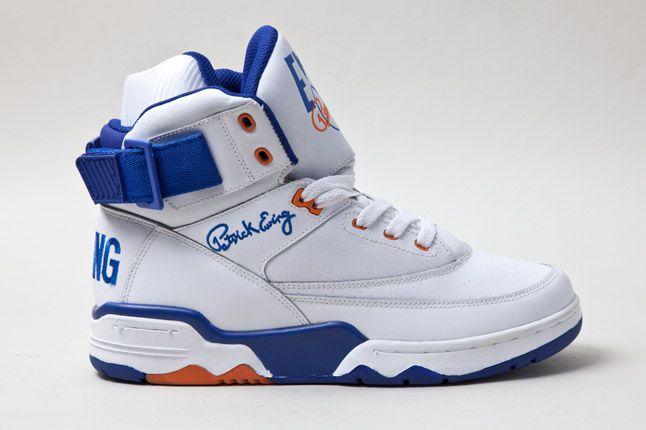 Ewing 33 Hi Wht Blue Orange 1