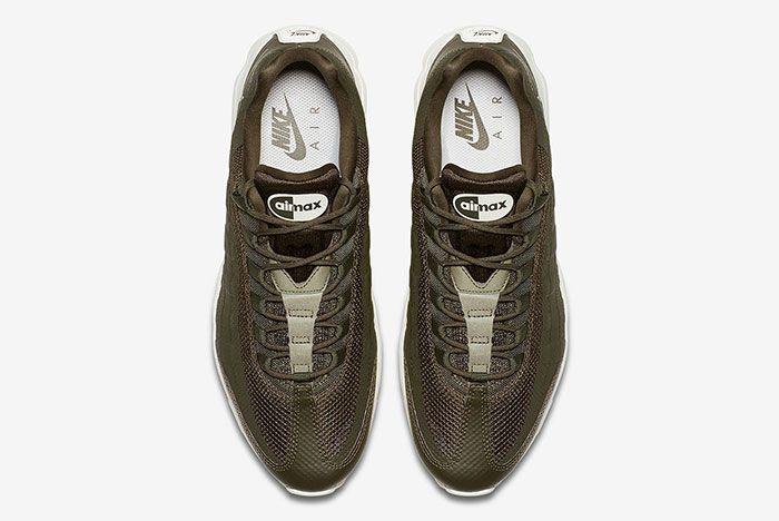 Nike Air Max 95 Ultra Essential Cargo Khaki 3