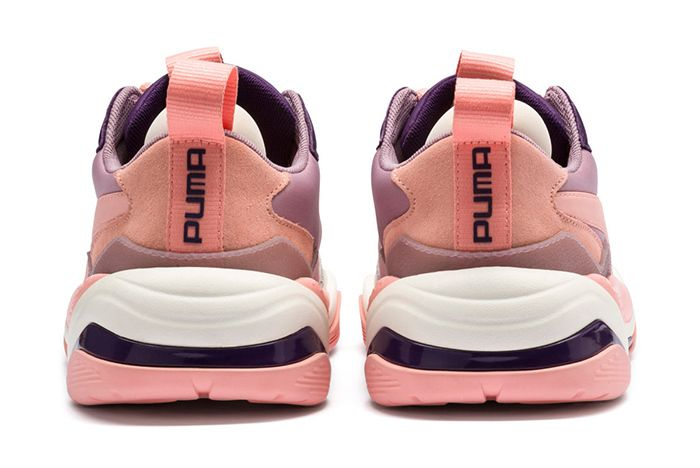 PUMA Cover the Thunder Spectra in Pink - Sneaker Freaker