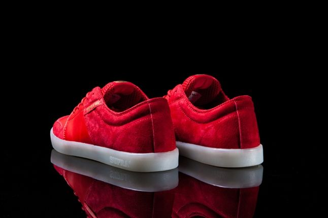 Supra Trill Star Pack Red Heels 1