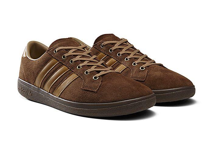 Adidas Spezial Bulhill Brown 1