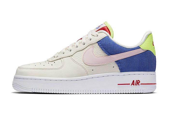 Nike Colour Pack Air Force 2 1