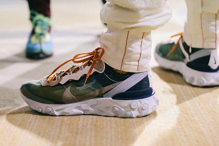 Undercover Nike Gyakusou React 1