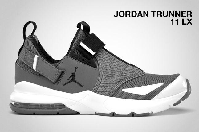 Jordan Trunner 11 Lx Grey 1