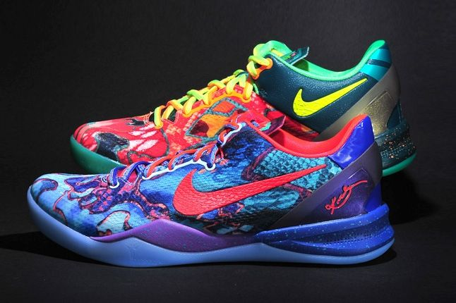 Nike Kobe 8 System What The Kobe 4