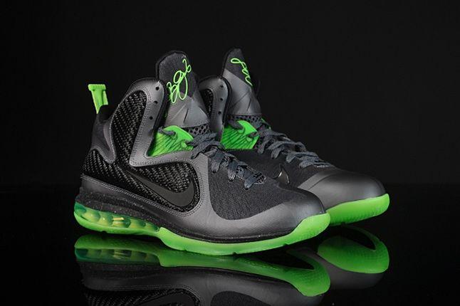 Nike Le Bron 9 Dunkman 04 1