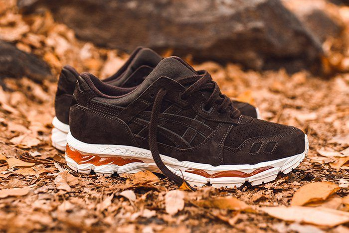 Ronnie Fieg X Asics Legends Day Pack Feature