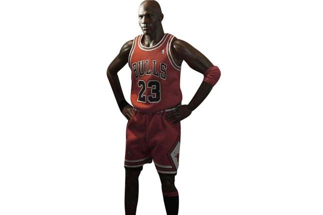 Enterbay Michael Jordan Figurine 1