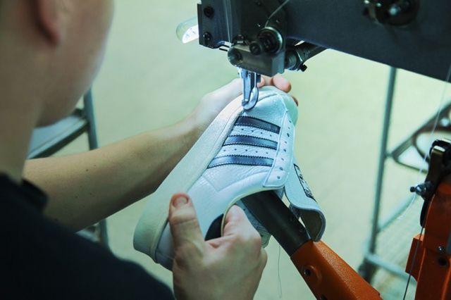 Adidas Consortium Superstar Made In France 9