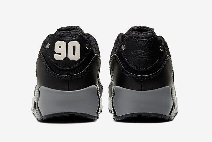 Fdny Nike Air Max 90 Nyc Heel