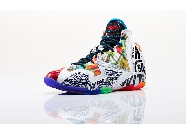 Nike Lbj What The Bump 11 5
