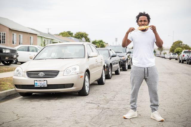 Reebok Classic Ventilator Kendrick Lamar Neutral