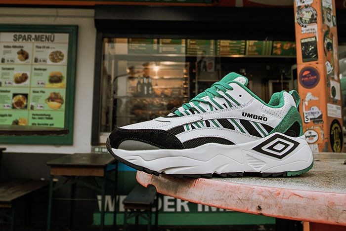 Werder Bremen X Umbro Neptune Collaboration Hero 14