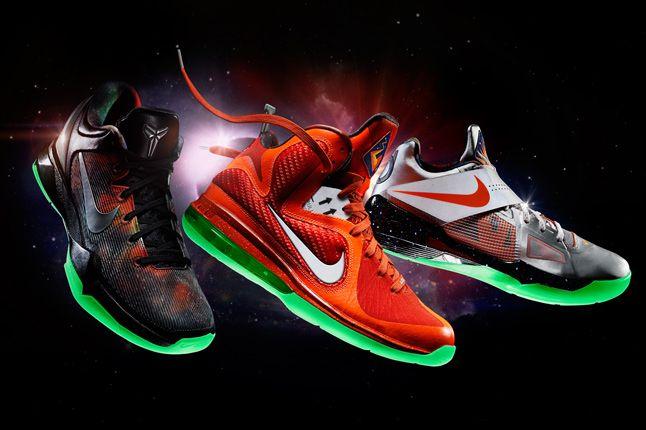 Nike All Star Weekend Kobe Durant Lebron 01 1
