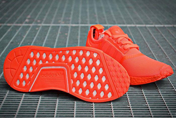 Adidas Nmd R1 Triple Red 2