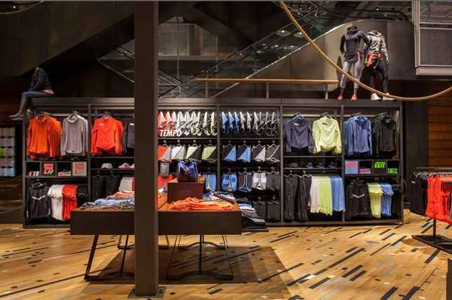 Nike Track Apparel 1