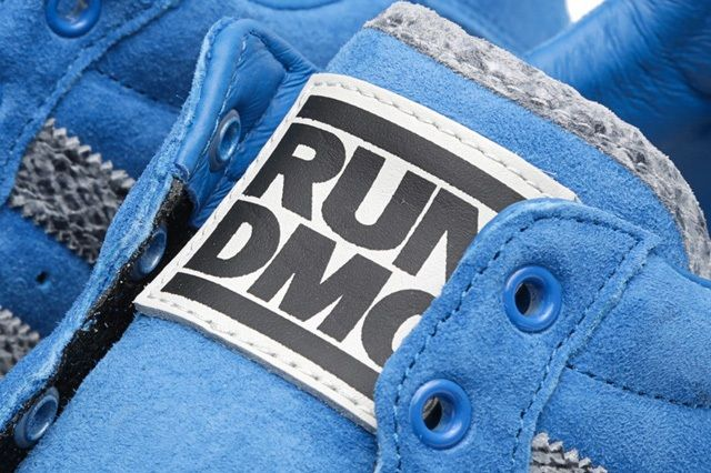Adidas Ultrastar 80S Run Dmc Bluebird 6