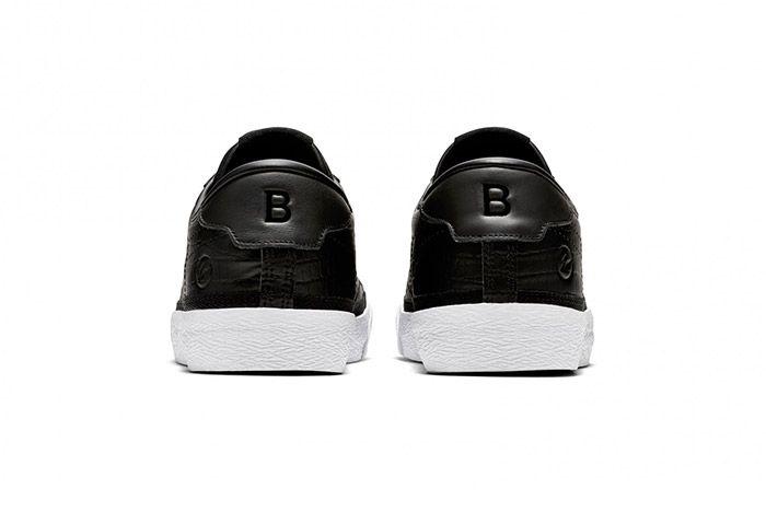 Fragment Nike Tennis Classic Ac Black Croc 3