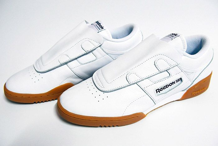 Beams Reebok Workout Low White 6