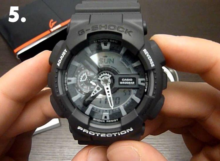 G Shock Ga110 1 B
