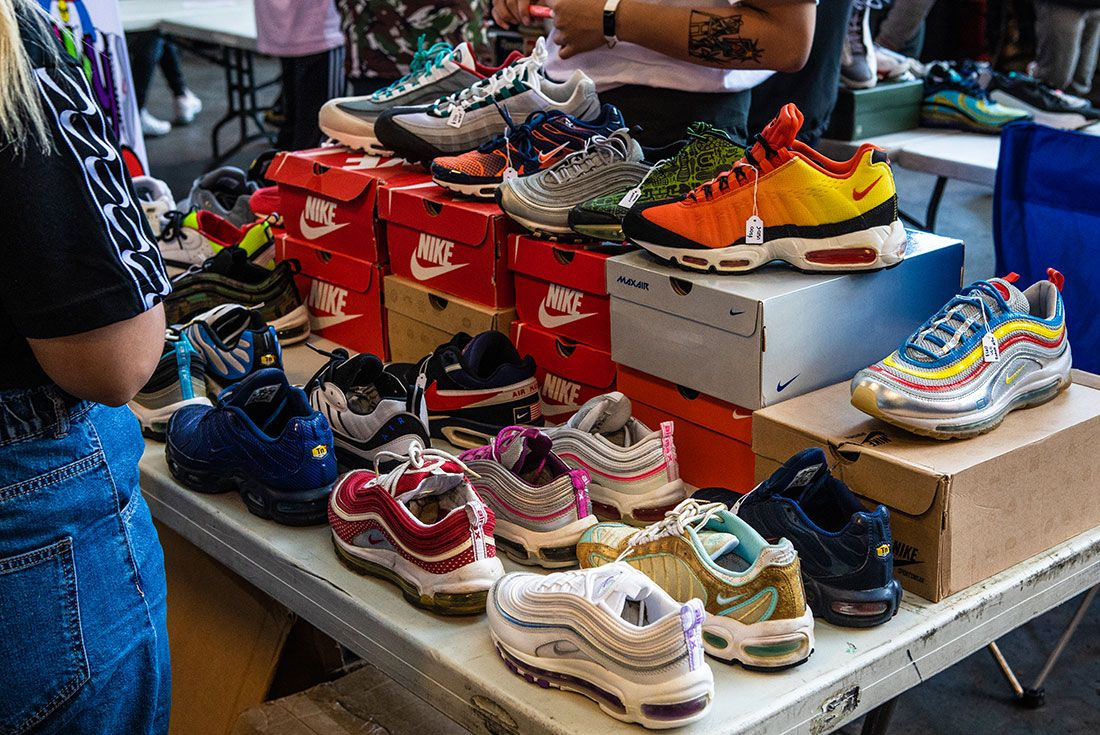 Sneaker Freaker Swap Meet October 2019107